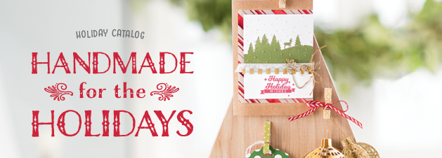 The NEW 2015 Stampin' Up! Holiday Catalog is Here!!!