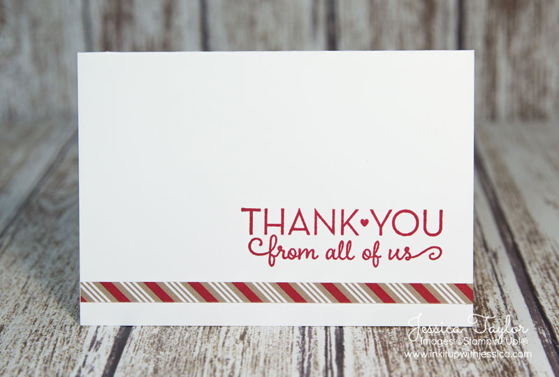 Quick & Easy Thank You Note Cards
