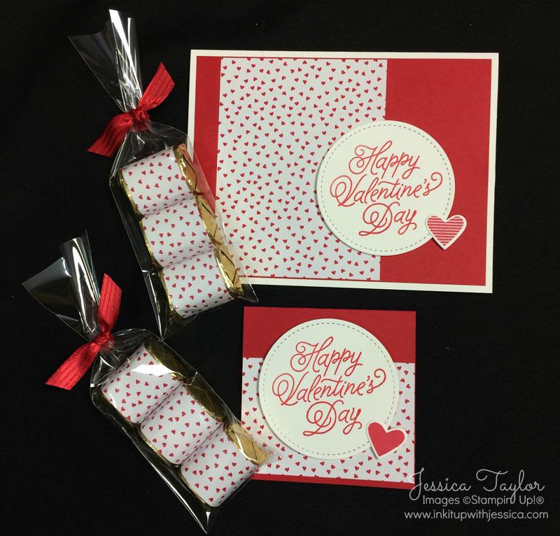 Valentine One Sheet Wonder Set