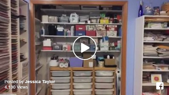 Craft Room Tour (Before the Move)
