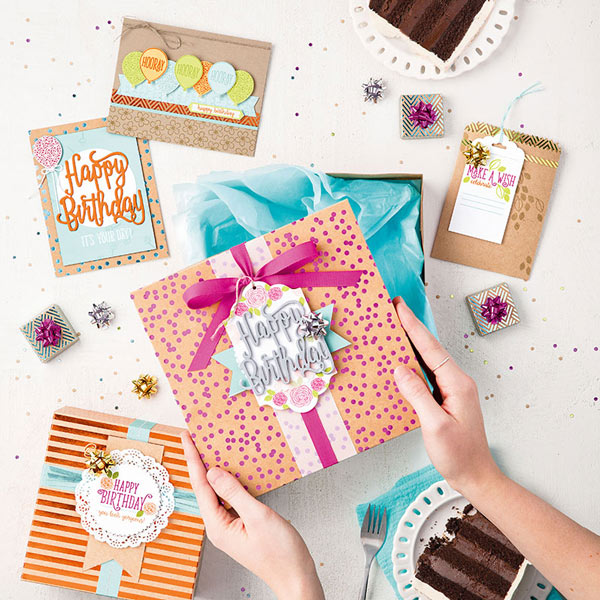 Handmade Birthday Party Ideas
