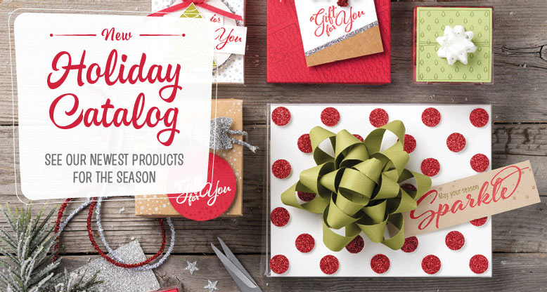 2017 Stampin' Up! Holiday Catalog - Ink it Up With Jessica