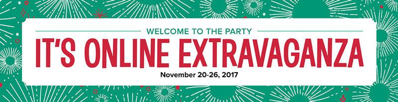 Stampin' Up! Extravaganza Sale 2017