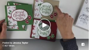 Quick & Easy Christmas Cards Video