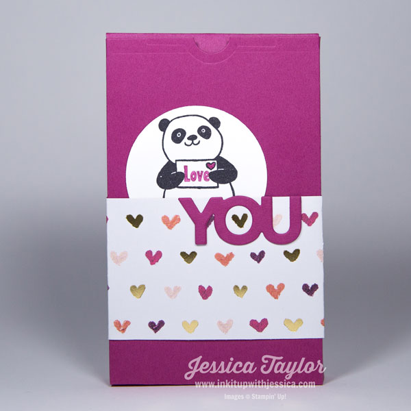 Panda Party Lots to Love Box