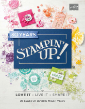 2018-2019 Stampin' Up! Annual Catalog
