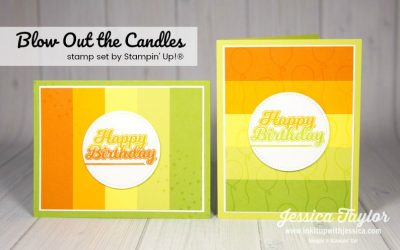 Blow Out the Candles Birthday Cards
