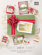 2018 Stampin' Up! Holiday Catalog