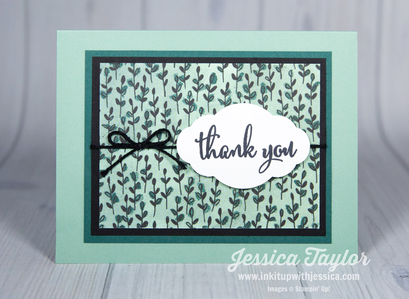 Easy Thank You Card Ideas