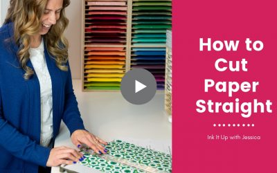 How to Cut Paper Straight