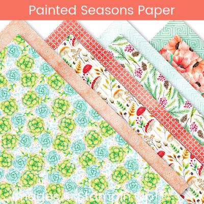 Painted Season Paper