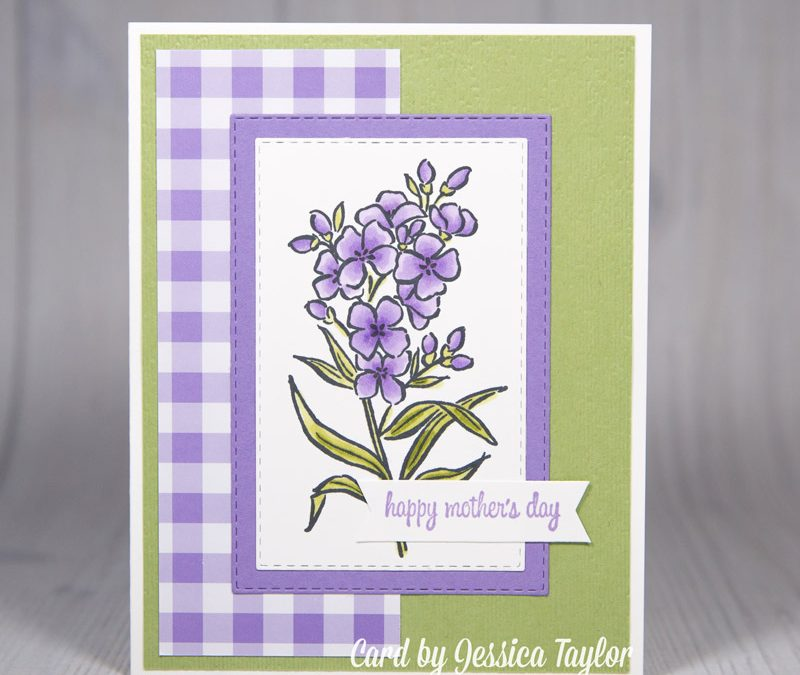 Southern Serenade Mother's Day Card
