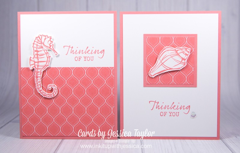 Seaside Notions Thinking of You Cards