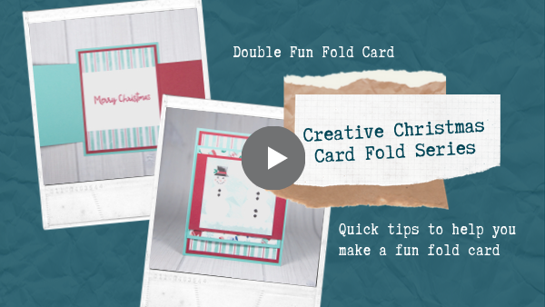 Double Fun Fold Card with How-To Video