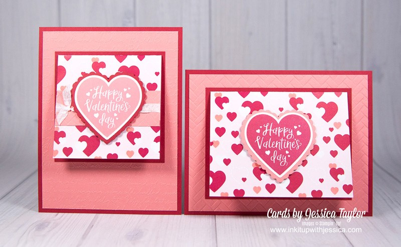 Fun Fold Valentine Cards