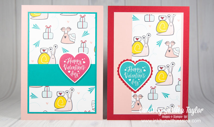 Handmade Valentine Card Ideas
