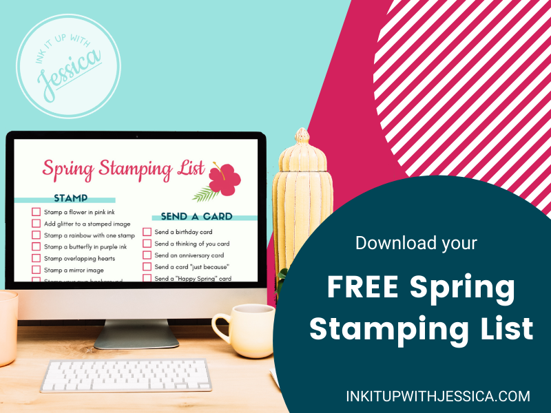 Spring Stamping List