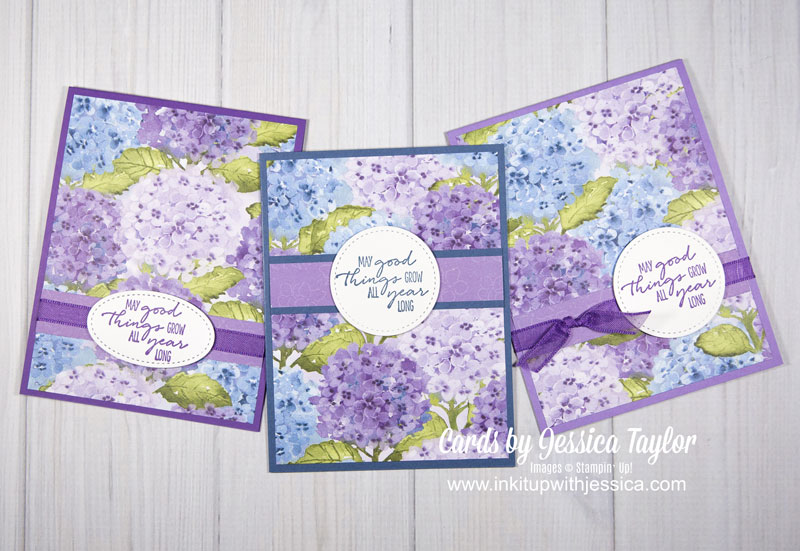 Quick & Easy Cards with Double-Sided Patterned Papers