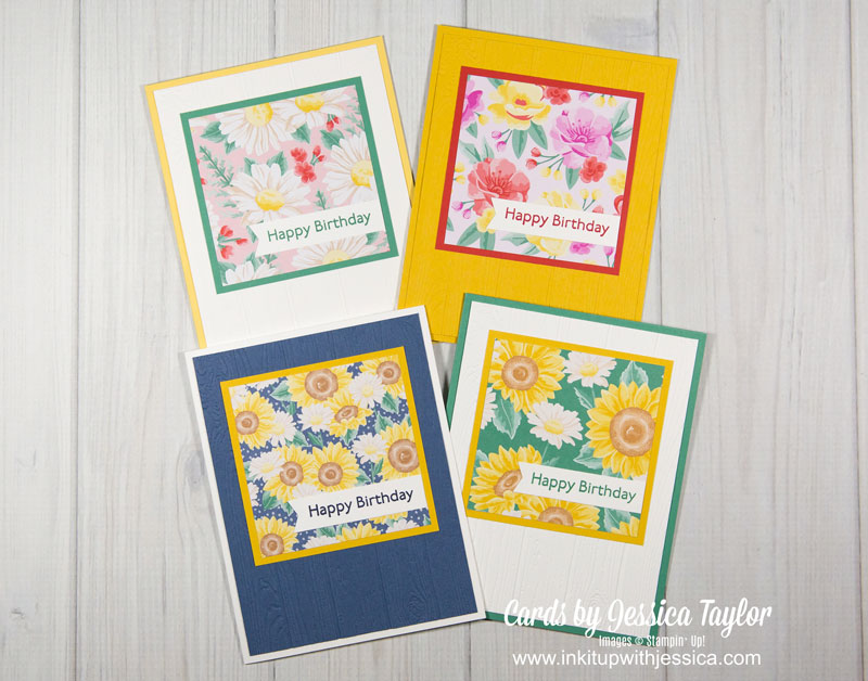 Quick & Easy Cards You Can Make Today!
