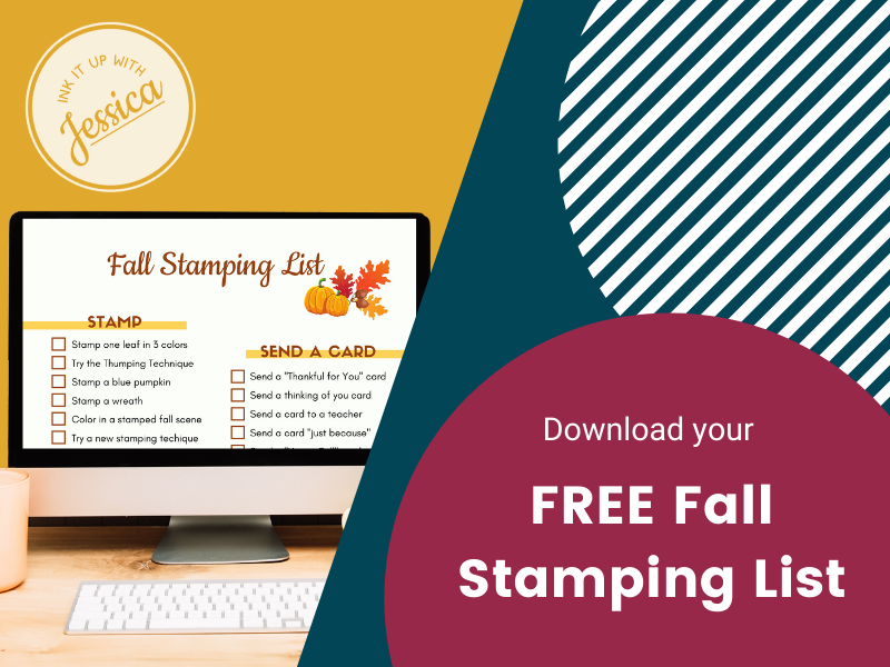 Fall Stamping List