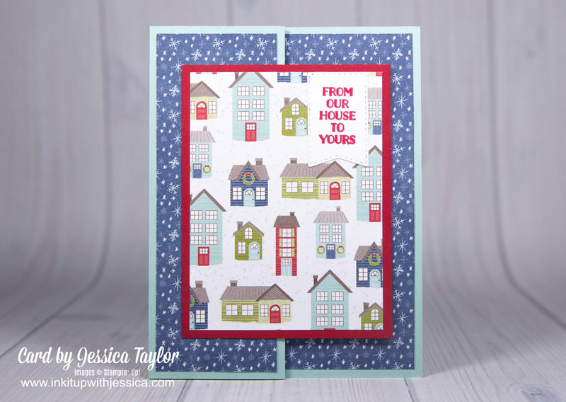 How to Make A Quick & Easy Fun Fold Card