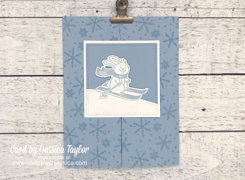 Gatefold Snowflake Cards