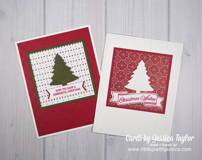Two Ways To Spruce Up Your Handmade Christmas Cards