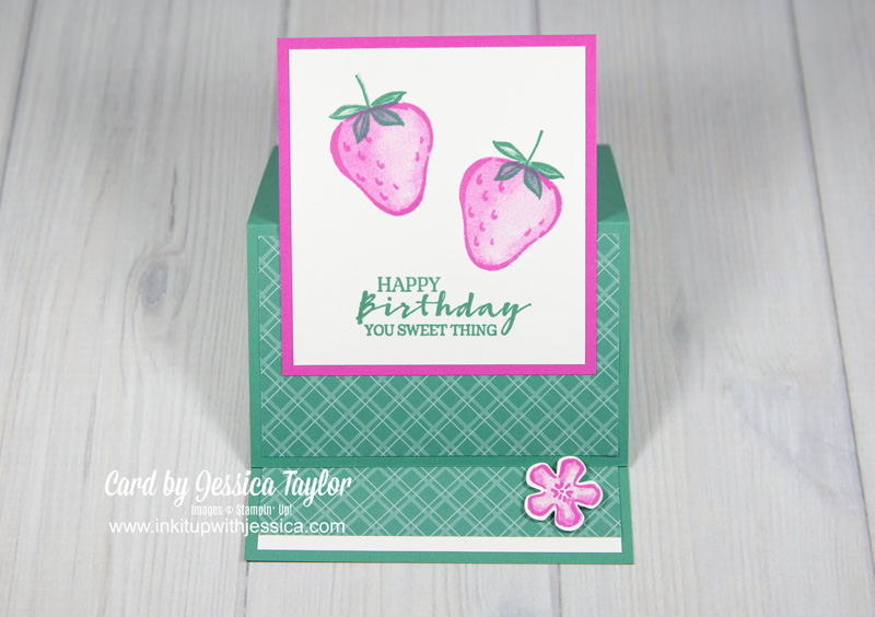 How to Make an EASY Easel Card