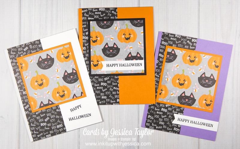 Quick & Easy Halloween Cards